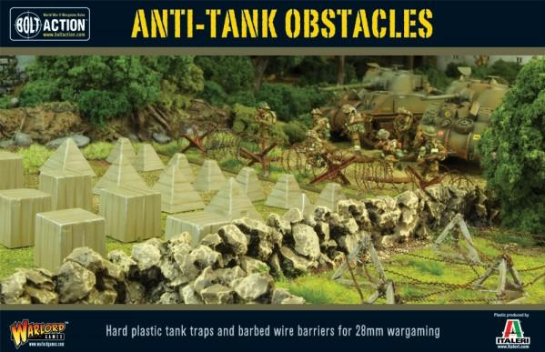 (Terrain) Anti-Tank Obstacles