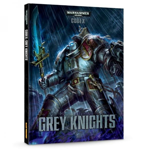 Warhammer 40K: Grey Knights Codex