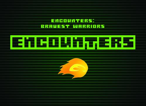 Encounters Bravest Warriors Blue