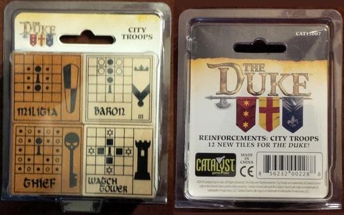 The Duke Reinforcements: City Troops