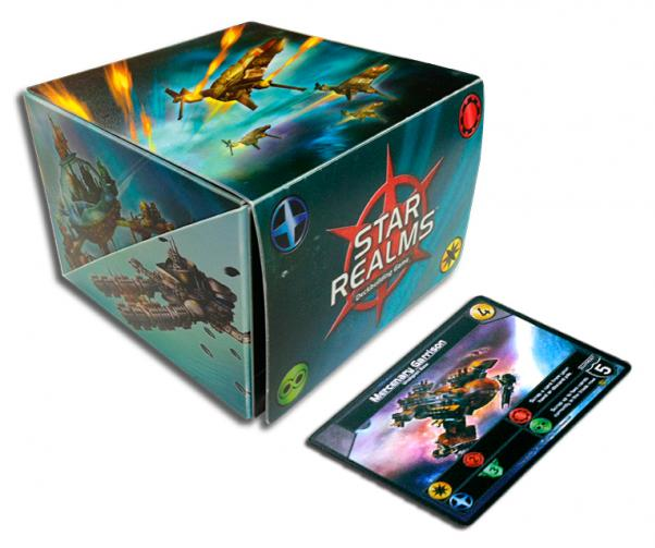Star Realms: Flip Box (includes promo card)