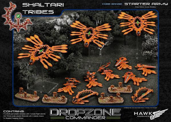 (Shaltari Tribes) Starter Army [Plastic]