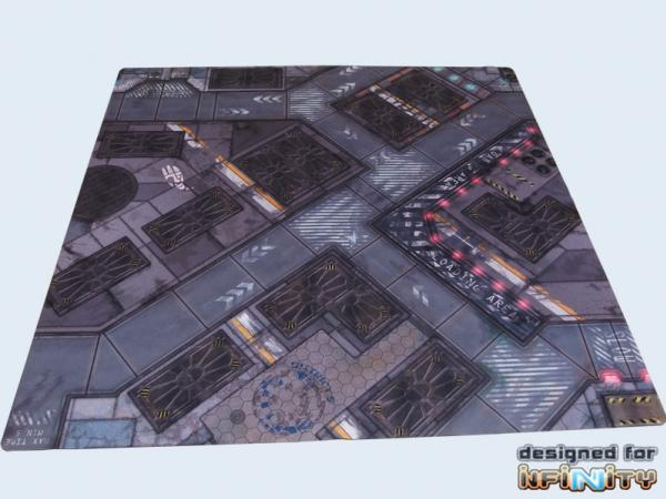 War Game Mat: District 5 (48x48in)