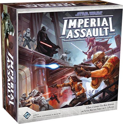 Star Wars: Imperial Assault Core Game