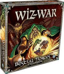 Wiz-War Expansion: Bestial Forces