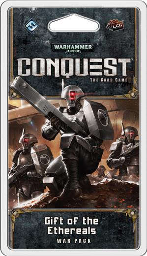 Conquest:  Gift of the Ethereals War Pack