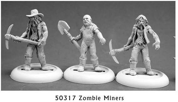 Chronoscope: Zombie Miners (3)