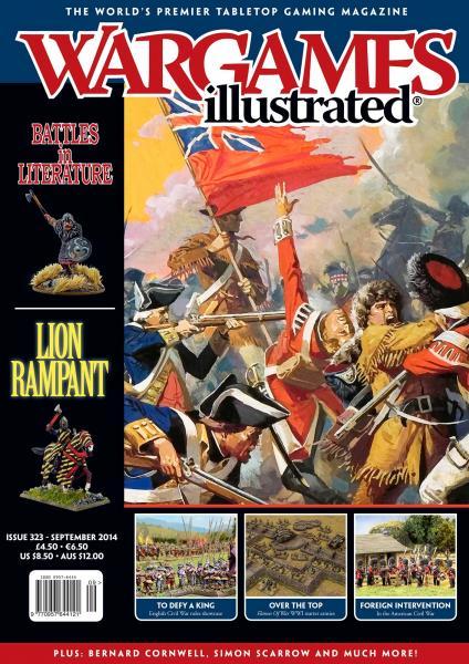 Wargames Illustrated Magazine #323