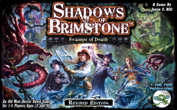 Shadows Of Brimstone: Swamps Of Death Core Set (Revised)