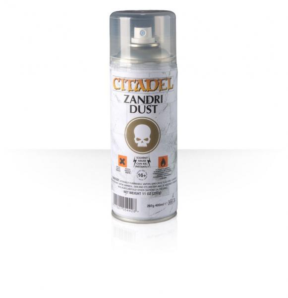 Citadel Spray Primer: Zandri Dust