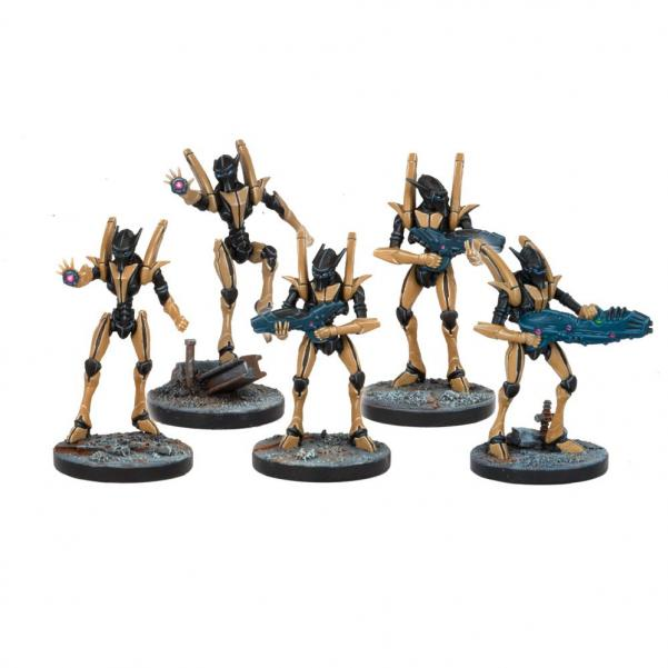 Deadzone: Asterians Troops Booster
