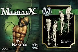 Malifaux: (The Resurrectionists) The Hanged (2)