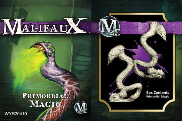 (The Neverborn) Primordial Magic