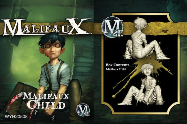 (The Outcasts) Malifaux Child