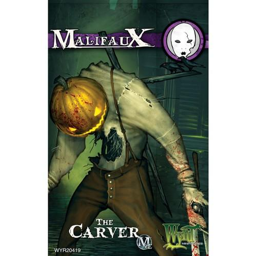 (The Neverborn) Carver