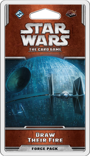 Star Wars LCG: Draw Their Fire Force Pack