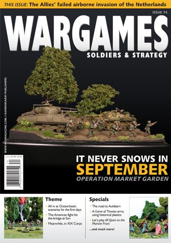 Wargames, Soldiers & Strategy Magazine Issue #74