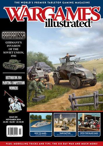 Wargames Illustrated Magazine #325