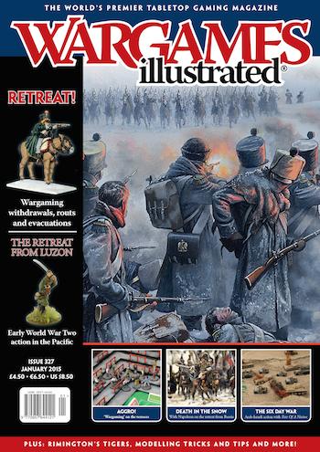 Wargames Illustrated Magazine #327