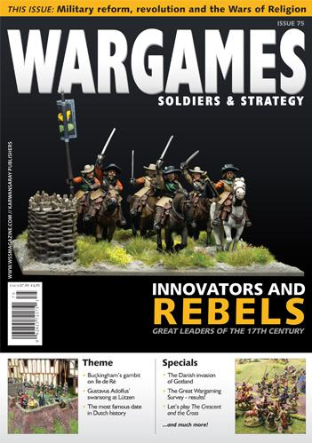 Wargames, Soldiers & Strategy Magazine Issue #75