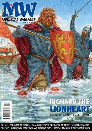 Medieval Warfare: Volume 4, Issue #5