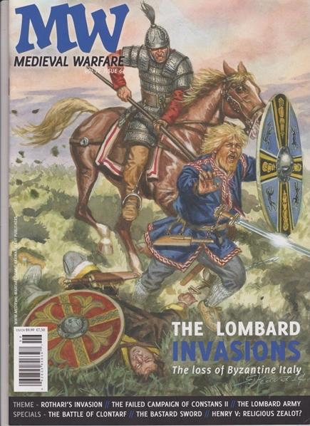 Medieval Warfare: Volume 4, Issue #6