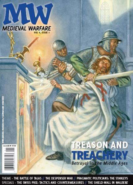 Medieval Warfare: Volume 5, Issue #1