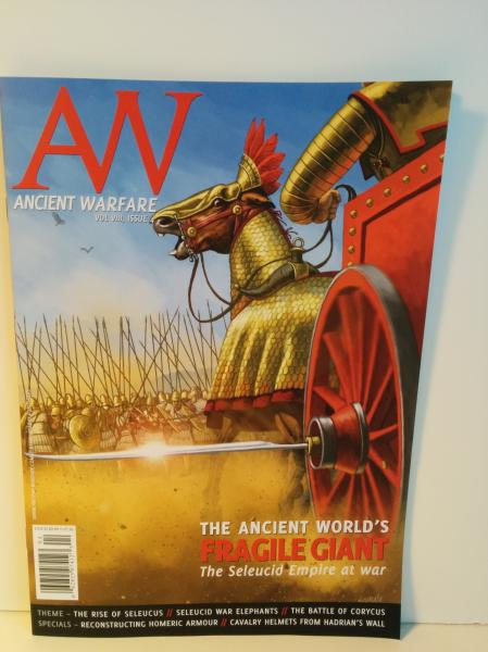Ancient Warfare: Volume 8, Issue #4