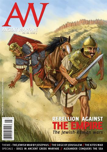 Ancient Warfare: Volume 8, Issue #5