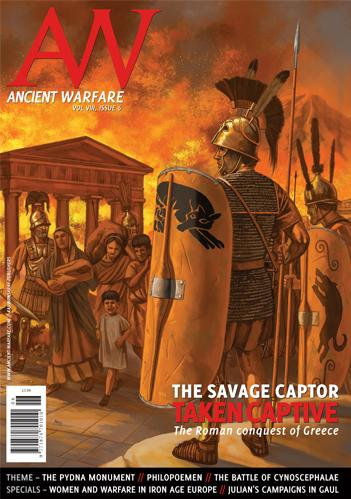 Ancient Warfare: Volume 8, Issue #6