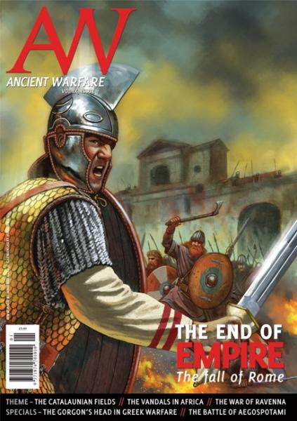 Ancient Warfare: Volume 9, Issue #1
