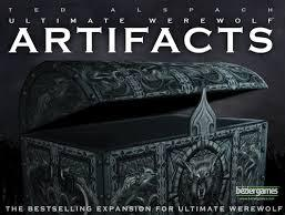 Ted Alspach's Ultimate Werewolf: Artifacts (2nd Edition)