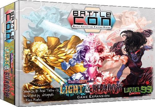 BattleCON Expansion: Light & Shadow