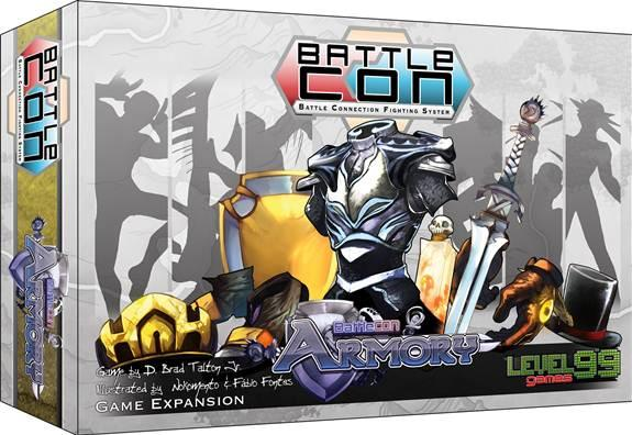 BattleCON Expansion: Armory