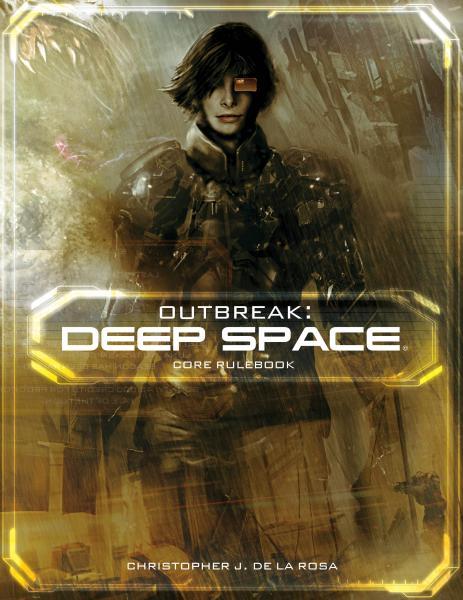 Outbreak: Deep Space RPG Rulebook