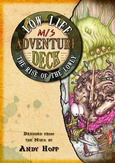Savage Worlds RPG: Low Life MisAdventure Deck