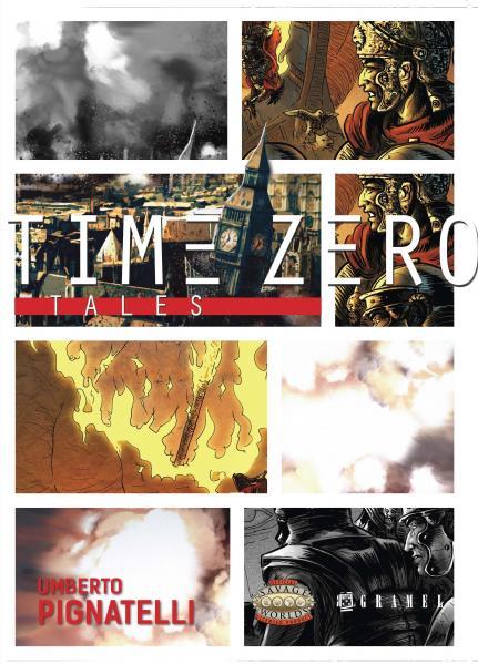 Savage Worlds RPG: TimeZero Tales