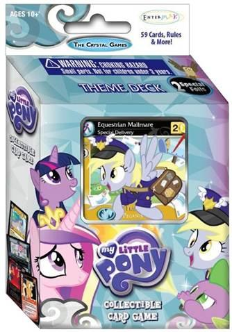 My Little Pony CCG: The Crystal Games Theme Deck [MLP]