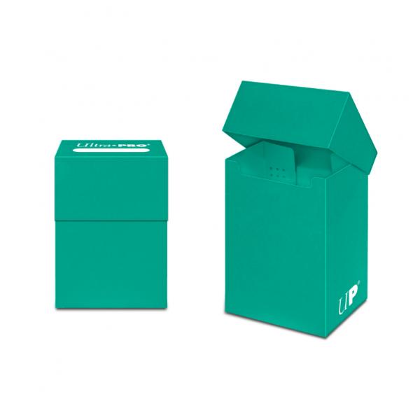 PRO 80+ Deck Box: Aqua