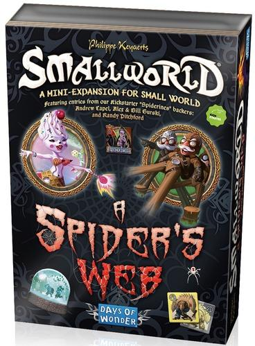 Small World Expansion: A Spider's Web Expansion