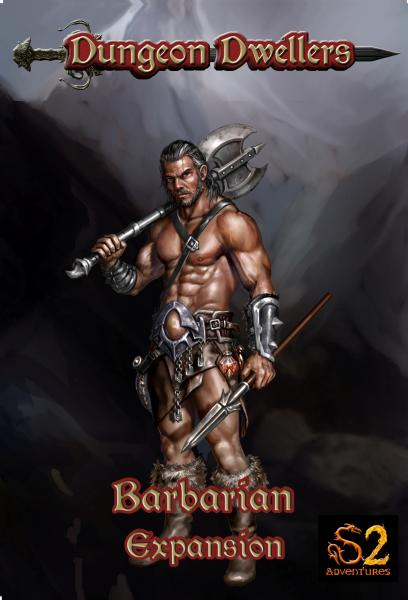 Dungeon Dwellers: Barbarian Expansion