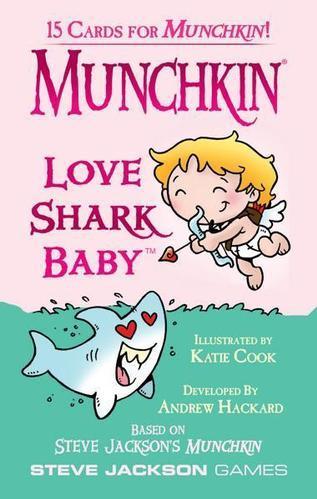 Munchkin: Love Shark Baby (Booster Pack)