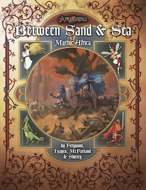 Between Sand & Sea: Mythic Africa