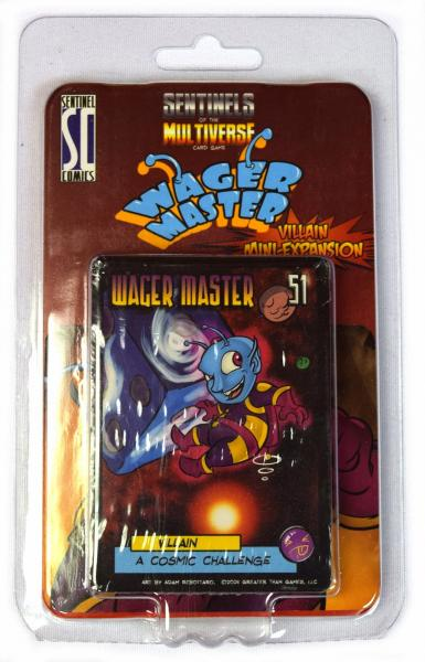 Sentinels of the Multiverse: Wager Master Villain Deck