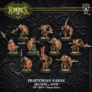(Skorne) Praetorian Karax