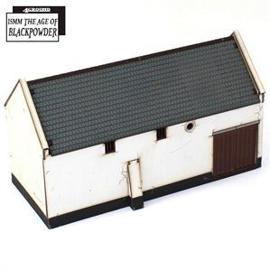 15mm The Age of Black Powder: Cow Shed