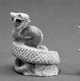 Dark Heaven Legends: Giant Snake