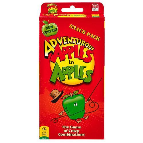 Apples to Apples Snack Pack: Adventurous