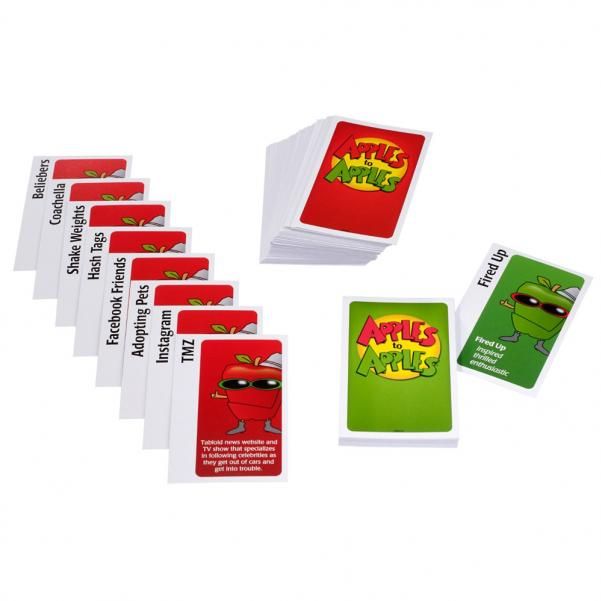 Apples to Apples Snack Pack: Trendy