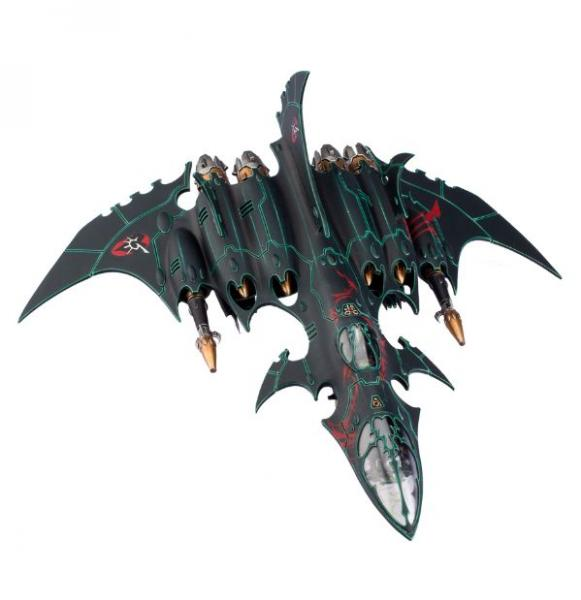 Warhammer 40K: Dark Eldar Void Raven Bomber